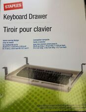 New  Keyboard Drawer 11044  BY STAPLES RG46/2