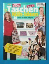 simply kreativ Best of Taschen Näh-Ideen  16 coole Taschen Okt. 02/19 ungelesen