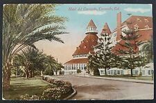 Postcard Hotel del Coronado Coronado California Vintage Color