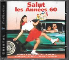 CD COMPIL 18 TITRES--TOUTES MES ANNEES 60--HALLYDAY/HARDY/CLARK/FRANCOIS...
