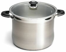 Prime Pacific PPD21Q 20 QT Stainless Steel Stock Pot