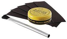 LDR Complete Solder Prep Kit Abrasive Cloth Flux Brush and Flux Paste