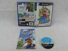 Super Mario Sunshine GameCube Nintendo Complete PAL