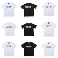 2020 New VLONE T-shirt Men Fashion Summer cotton Hip-Hop T Shirt