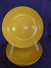 Martha Stewart WHIM Lemon Zest DINNER PLATE 1 of 3 have more items to set Yellow