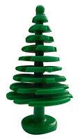 Lego 5 Stück Baum Tanne in grün 4x4x6 2/3 (3471) Tannenbaum Bäume Tannen Neu