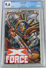 X-Force #50 CGC 9.6 Jan. 1996 Marvel Comics Speckle Foil Edition WP 3721000011