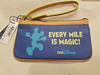 Run Disney Dooney and Bourke Wallet Marathon Wristlet Limited Edition New