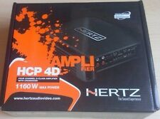 BRAND NEW Hertz HCP 4D PRO Amplifier Power Series 4CH Class D FREE EMS SHIPPING!