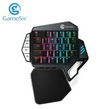 Z1 Gaming Keyboard With Cherry MX Red Mechanical Switches One-handed Keypad