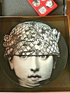 Fornasetti T&V Plate 384