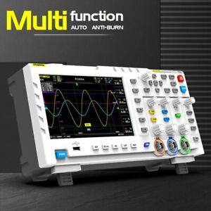 FNIRSI 1014D 2 In 1 7Inch Digital Oscilloscope Dual Channel 1GSa/s Sampling Rate