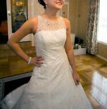 Wedding Dress (Henry Roth designer) size 10