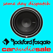 "ROCKFORD FOSGATE P2D2-10 10'' INCH 600 WATT CAR SUBWOOFER 10"" BASS DUAL 2 OHM"