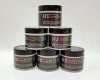 NUGENESIS Nail Color Dipping Powder 1.5oz/43g -jar (NU01 - 60) - Choose Colors