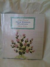 Little Book of Silk Ribbon Flowers by Helen Dafter