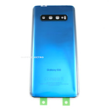 Back Glass Cover Battery Door Replacement For Samsung Galaxy S10 S10+ S10e