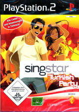 PS2 Singstar Turkish Party