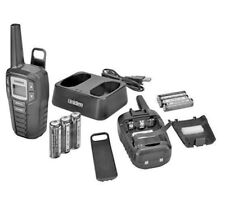 Uniden 23-Mile FRS GMRS Two Way Radios Rechargeable Charging Kit Walkie Talkies