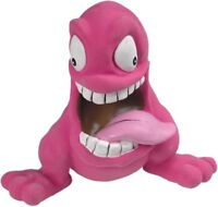 Vo-Toys Latex Stuffed Gigantic GRRR-EMLINS Pink Goober  - FREE SHIPPING in USA
