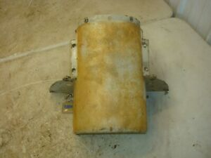 1957 Ford 861 Tractor Lower Dash Cowling Panel 800