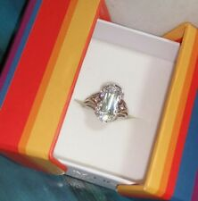 Gems en Vogue Michael valitutti 18k yellow gold-Sterling silver Engagement ring