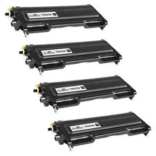 4pk For Brother TN350 DCP-7010 7020 7025 HL-2030 2030R 2040 2040N 2040R 2070N NR
