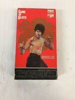 Bruce Lee Game Of Death VHS CBS Fox Video Kung Fu Chuck Norris 1990