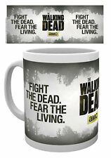 WALKING DEAD FIGHT THE DEAD MUG NEW GIFT BOXED 100% OFFICIAL MERCHANDISE