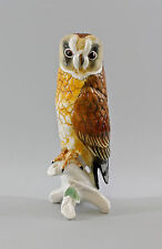 Porzellan Figur Vogel Schleiereule Ens 26x11cm 9941682