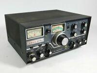Swan 500CX Vintage Tube Ham Radio Transceiver SN 623553 (For Parts)