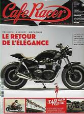 CAFE RACER(FRANCE) No.95 S/Oct. 2018 (NEW COPY)*Post included to UK/Europe/USA