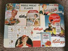 (m) Pimpernel  Set Of 5 Place Mats  Vintage Kellogg's ex condition