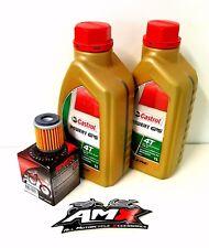 Castrol Power1 oil & Ryco filter service kit Yamaha YZ250F 2003-2014