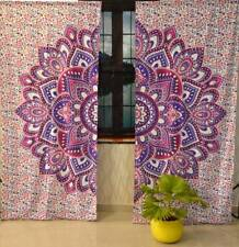 Flower Mandala Top Quality Mandala Cotton Wall Hanging Door Decor Window Curtain