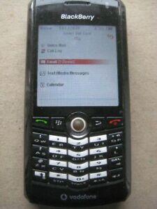 Blackberry 8100 Pearl Vodafone Mobile Phone 212BURSTBATT19