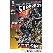 SUPERBOY #22 THE NEW 52 NM 1ST PRINT
