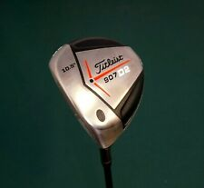 Left Handed Titleist 907D2 460cc 10.5° Driver Stiff Graphite Shaft Ping Grip