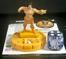 Marvel Heroclix X-Men Regenesis Wolverine Limited Edition 107