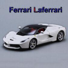 Ferrari Laferrari 1:24 Scale Diecast Car Model by BBURAGO For Collection As Gift