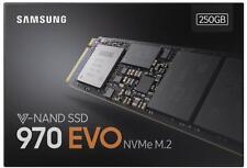 SAMSUNG 970 EVO MZ-V7E250BW 250GB