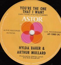 HYLDA BAKER & ARTHUR MULLARD The One That I Want / Save Your Kisses For Me 45