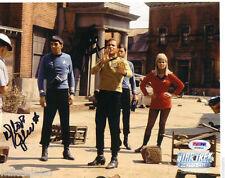 Grace Lee Whitney Star Trek Irma la Douce Autograph 8x10 Photo PSA DNA COA
