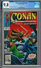 Conan the Barbarian #260 CGC 9.8 White Pages ONLY 6 GRADED 9.8