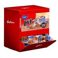 Bahlsen 150 Hit Minis 975g Kekse mit Kakaocreme in Box Thekendispenser