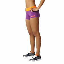 Adidas Women Training Shorts Running Workout Stellasport Stella McCartney AP6196