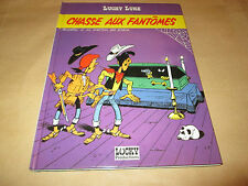 LUCKY LUKE . chasse aux fantomes  . eo
