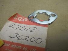 Suzuki NOS A100, RV90, T125, Engine Sprocket Plate, # 27512-36200   S-44