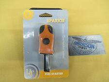 UST SPARKIE Firestarter Orange Survival Tool Prepping First Aid Camping Gear