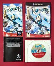 Robots - NINTENDO - GAMECUBE - USADO - BUEN ESTADO